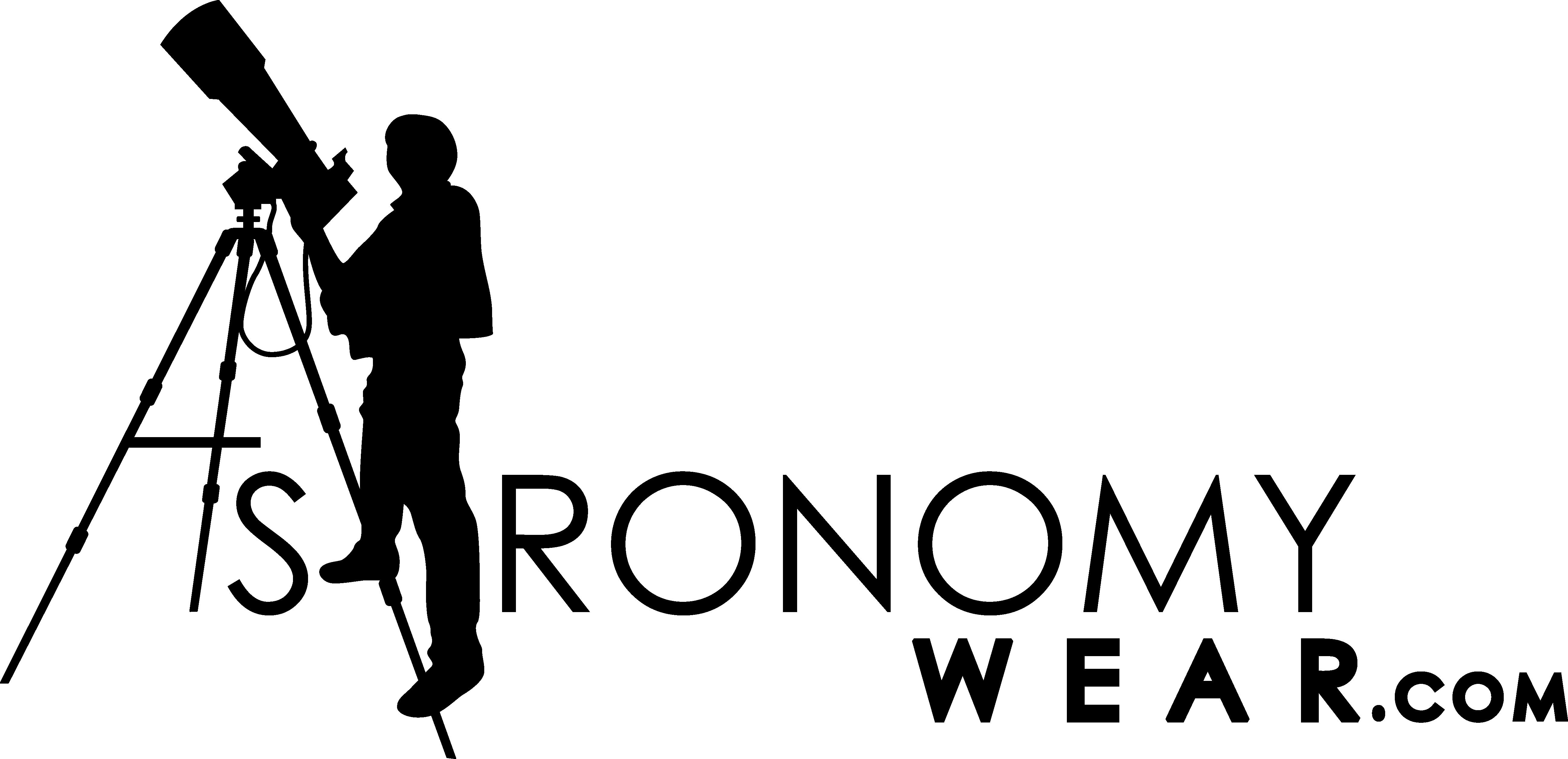 astronomywear logo blk