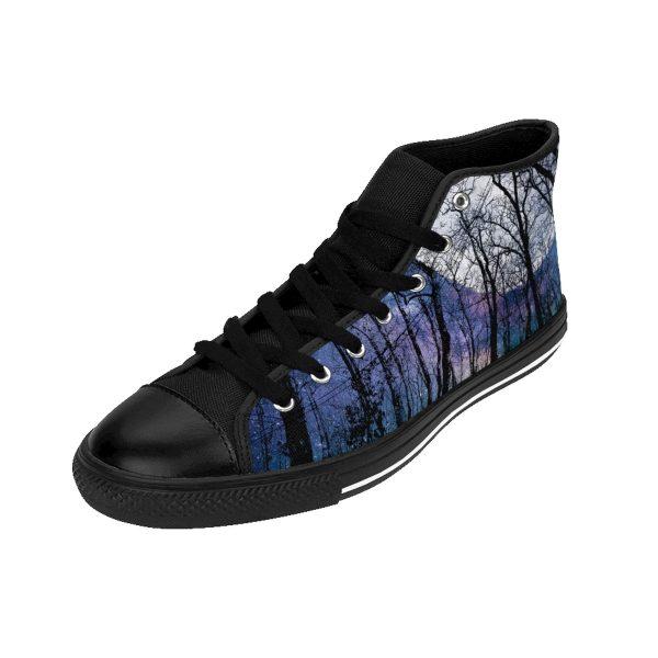 space shoes left