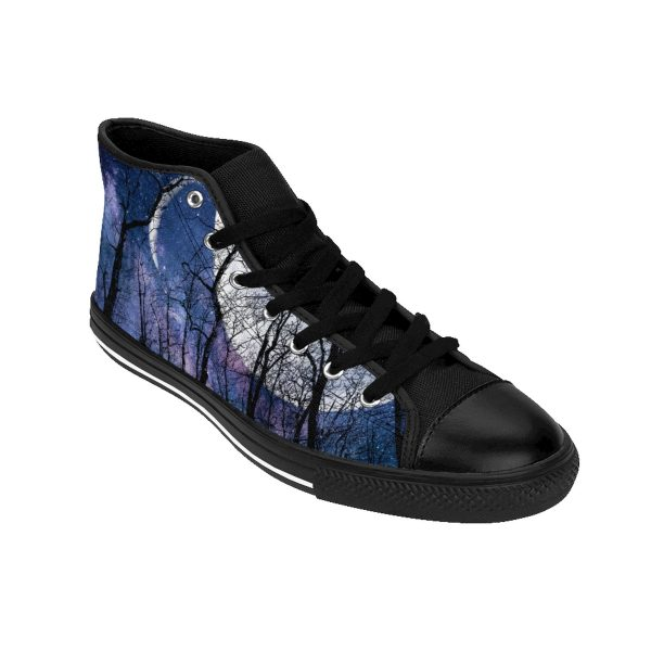 space shoes right outside